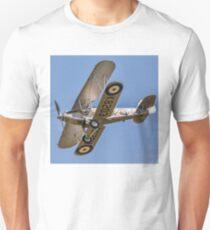 Hawker Demon I K8203 G-BTVE T-Shirt