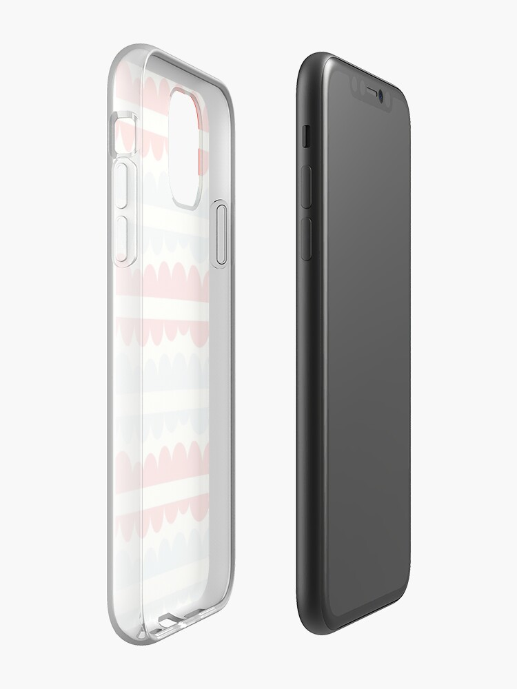 Alternate view of Mordidas Modern  iPhone Case & Cover