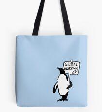 Global Warning Tote Bag
