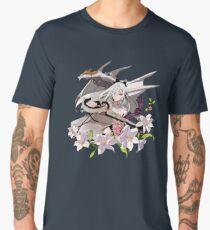 Lady and Dragon Men's Premium T-Shirt