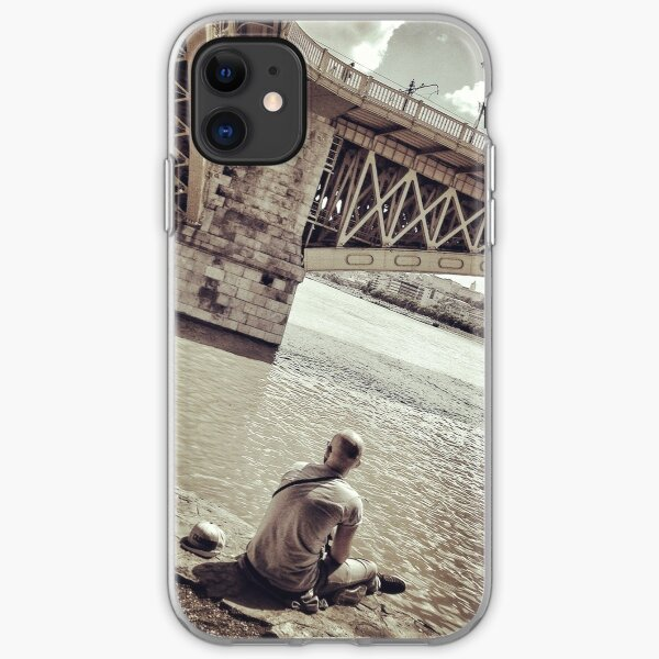 Wake Up Positive Today. Join the Happiness Movement iPhone Soft Case