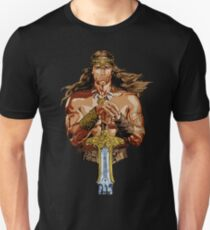 The Barbarian Unisex T-Shirt