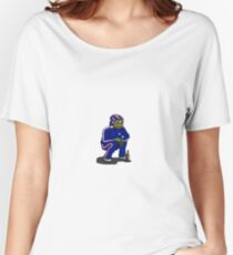 Pepe The Frog USA  Women's Relaxed Fit T-Shirt
