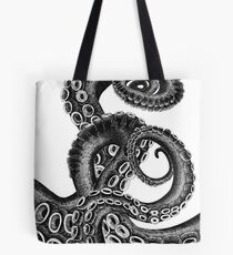 Tentacles of Cthulhu Tote Bag