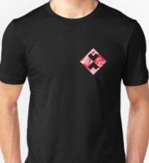 Diamond Geometric Design T-Shirt