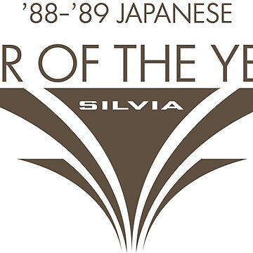 '88-'89 Car Of The Year - SILVIA by merlz