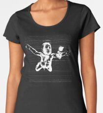 Grunge - Music - 90s Women's Premium T-Shirt