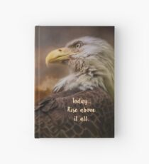 Rise Above Hardcover Journal