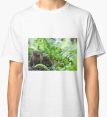 Pair of pygmy monkeys Classic T-Shirt