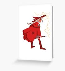 Lup Greeting Card