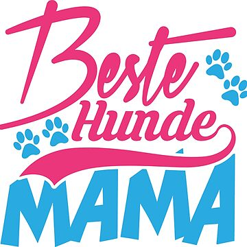 Best dogs mom by GenerationShirt