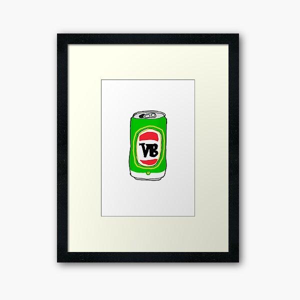 VeeBee Tinnie Framed Art Print
