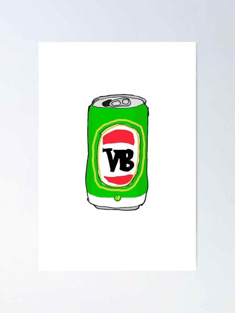 Alternate view of VeeBee Tinnie Poster