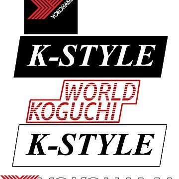 KOGUCHI WORLD by merlz