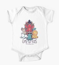 Game of Thrones Spielzeug Baby Body Kurzarm
