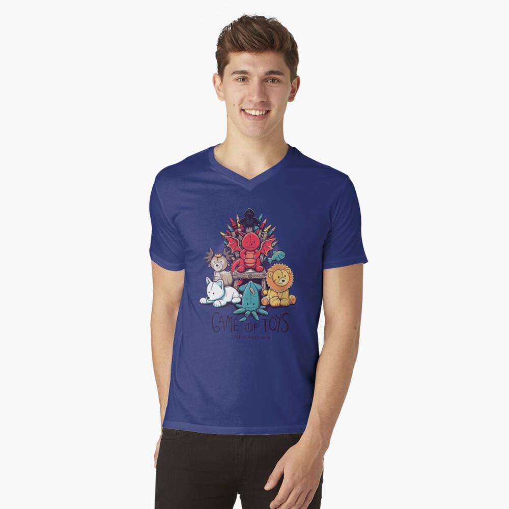 Game of Thrones Toys V-Neck T-Shirt