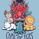 Game of Thrones Toys by LunaBlueMom