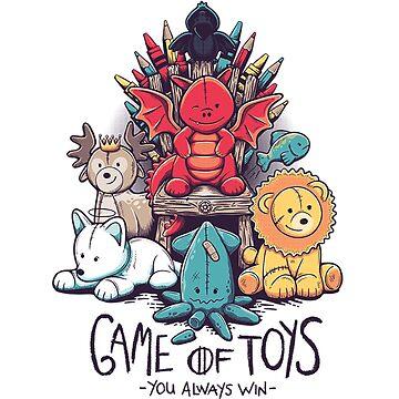 Game of Thrones Spielzeug von LunaBlueMom