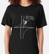 You shall not pass! Slim Fit T-Shirt