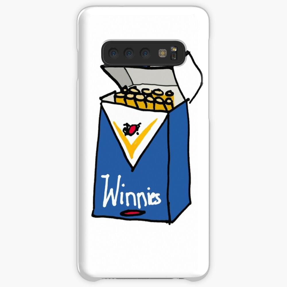 Winnie Blues Case & Skin for Samsung Galaxy