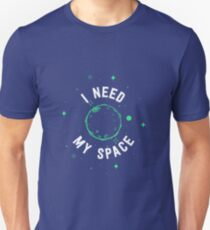 Funny Space Design T-Shirt