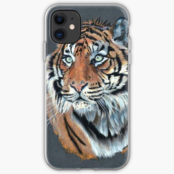 Tiger garden Bali iPhone 11 case