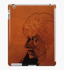 4th Doctor iPad Case/Skin