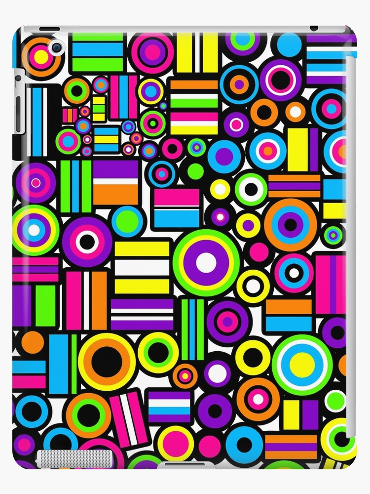 Licorice Allsorts I [iPad / Phone cases / Prints / Clothing / Decor] by Damienne Bingham