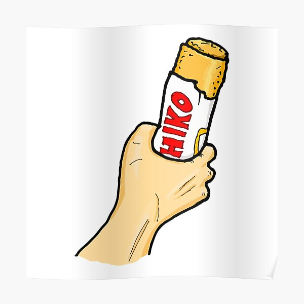 Chiko Roll Poster
