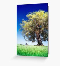 Knowledge Tree (photo) Greeting Card