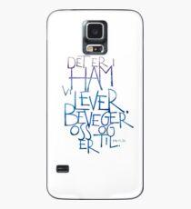 Det er i ham vi lever Case/Skin for Samsung Galaxy