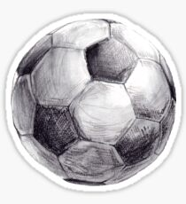 football. watercolor Sticker