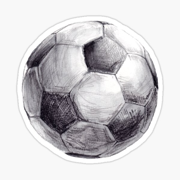 football. watercolor Sticker