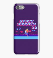 SPACE HARRIER 3D - MASTER SYSTEM iPhone Case/Skin