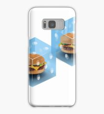Cheeseburger in a Pair-a-Dice Samsung Galaxy Case/Skin