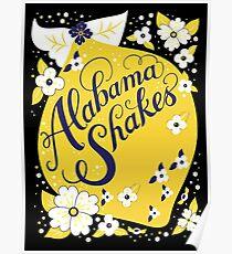 Alabama Shakes Fruit Poster