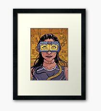 Vision for Sale Framed Print