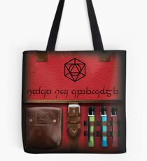 Fire Mage Bag Tote Bag