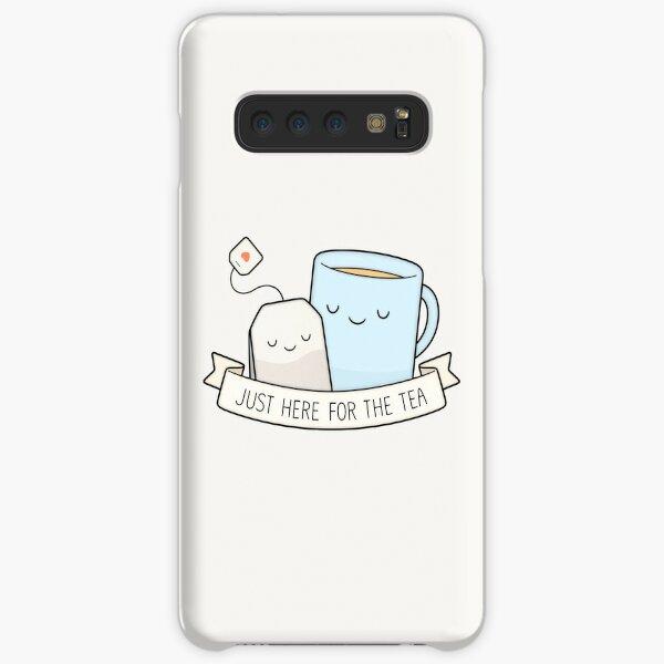 Nur hier für den Tee Samsung Galaxy Leichte Hülle