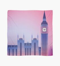 London Big ben Scarf