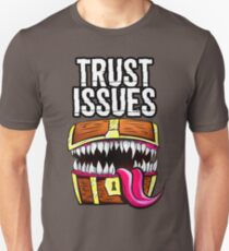 Mimic - Trust Issues Slim Fit T-Shirt