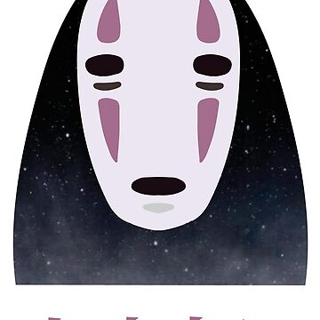No Face - Galaxy by Craudi