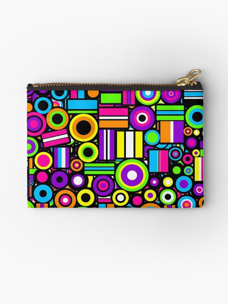 Licorice Allsorts II [iPad / Phone cases / Prints / Clothing / Decor] by Didi Bingham