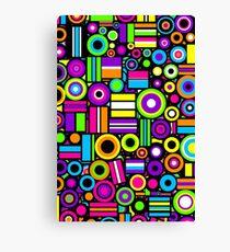 Licorice Allsorts II [iPad / Phone cases / Prints / Clothing / Decor] Canvas Print