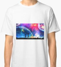 rick and morty vs the universe Classic T-Shirt
