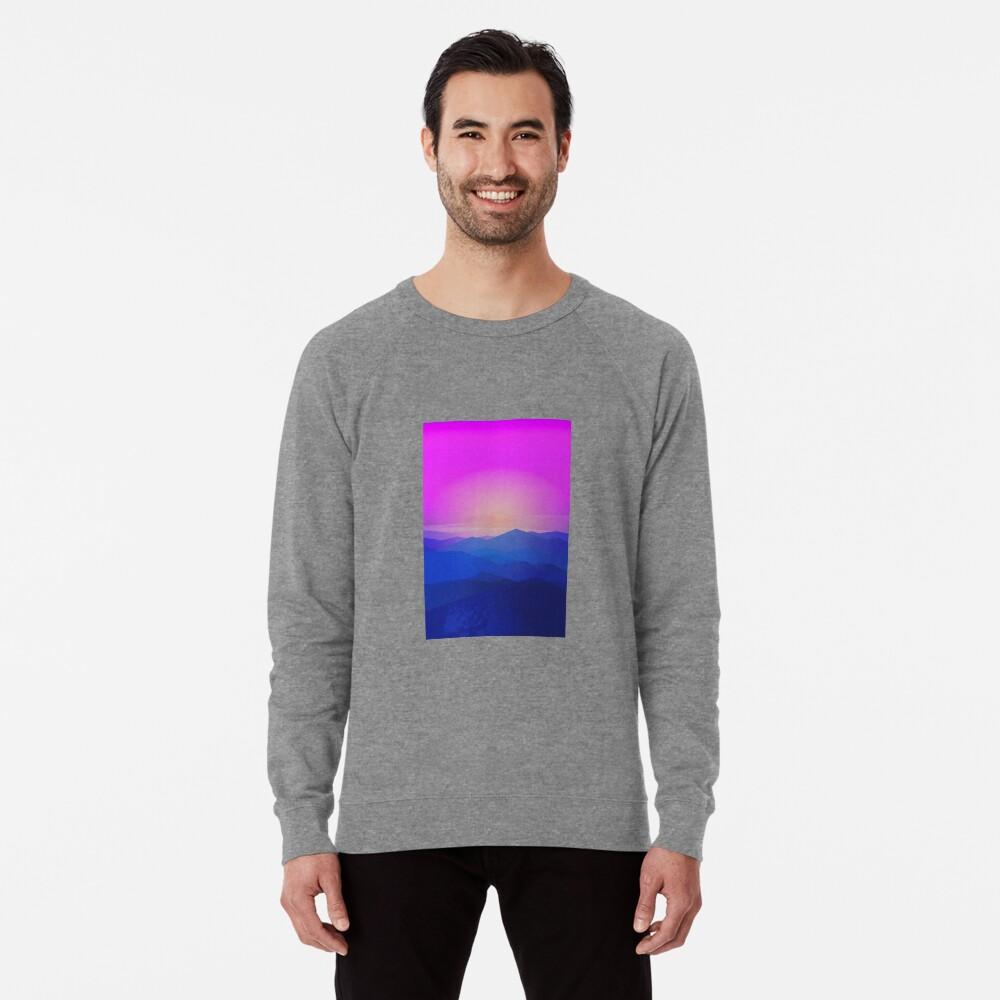 Australia mountains Lightweight Sweatshirt