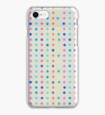 Watecolor dots iPhone Case/Skin