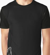 a5dbaf14330 Leucism  Horribilis (Grizzly Bear) Graphic T-Shirt