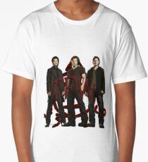 Team free will Long T-Shirt