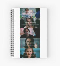 Riverdale Actors Spiral Notebook
